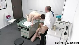 Dr. Baldy prescribes his Penis be incumbent on Comme ci Teen