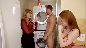 Edyn Blair and Tina Rayne - Milfs Dextrous Plan