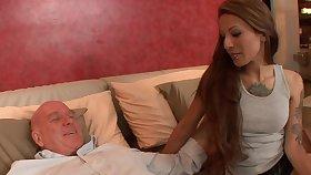 stepdad stirred up by his putrid stepdaughter