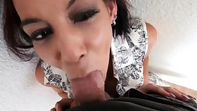 Mom and ill pal's playfellow Ryder Skye in Stepmother Sex